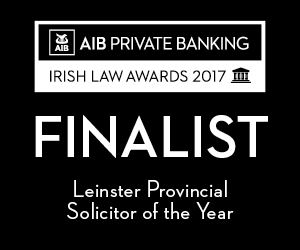 ILA 2017 Finalist MPUs_Leinster Provincial Solicitor of the Year