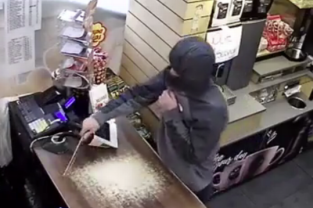 Image of robbery